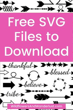 The giant list of places to find free SVG files that you can use in your cutting machine - Silhouette, Cricut, Brother and many more. Cricut Svg Files Free, Cricut Fonts, Free Svg Cut Files, Cricut Air, Cricut Vinyl, Cricut Stencils, 2 Clipart, Cricut Tutorials, Cricut Ideas