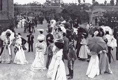 Hipódromo, en 1902...