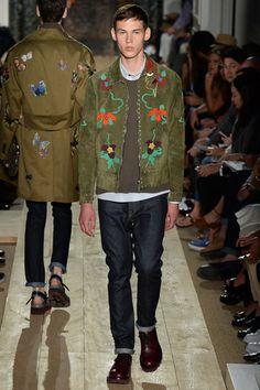 Valentino   Spring 2015 Menswear Collection   Style.com