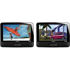 Philips PD9016/37 9-inch Portable LCD  Dual DVD player Philips http://www.amazon.com/dp/B004PEIAD6/ref=cm_sw_r_pi_dp_H8Ecub0DM0QAB