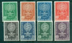 Maldive Is 1962 WHO Anti Malaria MLH