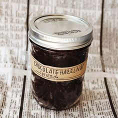 Make Your Own Nutella:    1 1/2 C raw hazelnuts  1/2 C sugar  5-6 TBS cocoa  1/4 C pure maple syrup  1/4 C vegetable oil  2 TBS coconut milk    In food process blend hazel nuts til they begin get creamy (5-7 mins) Add other ingredients & blend for 1-2 mins til well combined. Store in air tight container in fridge up to 1 month.