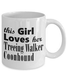 Treeing Walker Coonhound - 11oz Mug