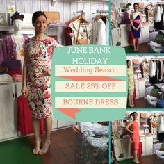 SPECIAL PROMOTION for this Bank Holiday. Shop instore or online!!! Bank Holiday, Special Promotion, Wedding Season, Beautiful Dresses, Seasons, Skirts, Shopping, Fashion, Moda