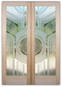1000 images about interior glass doors on pinterest - Interior doors with frosted glass inserts ...