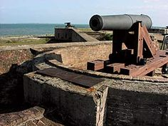 Fort Gaines on Dauphin Island