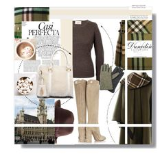 """""""#dunedin-cashmere"""" by sweta-gupta ❤ liked on Polyvore featuring Gianvito Rossi, Whiteley, women's clothing, women's fashion, women, female, woman, misses and juniors"""