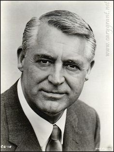 Cary Grant Portrait Foto Gallery - The Ultimate Cary Grant Pages