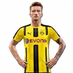 New BVB jersey for season 16/17
