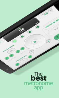 Jelly Metronome- free metronome app!