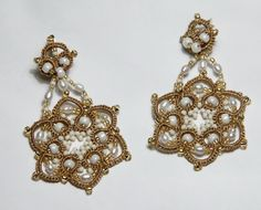 Darina Nikonova, Fantazia earrings http://www.darina.tv/album1/fant/ankars_scheme_fantasy.zip