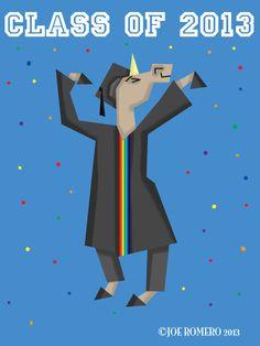 "A Unicorn a Day ""Class of 2013"""