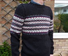 Ravelry: Marcus pattern by Janet McMahon