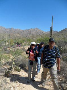Sabino Canyon Hike (04-27-2013)