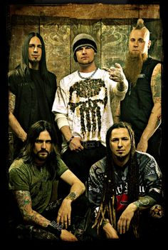 five finger death punch pic | Picture of Five Finger Death Punch