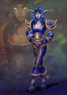 Loshar from World of Warcraft