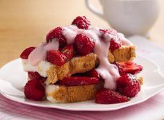 angel food strawberry