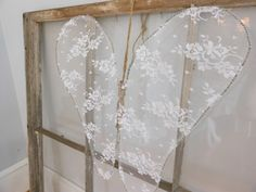 Just look at these gorgeously romantic angel wings......so feminine and sweet
