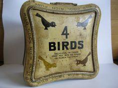 4 BIRDS tobacco
