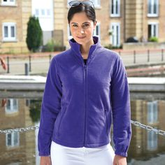 RESULT CORE WOMENS FASHION FIT OUTDOOR FLEECE, ISE Online