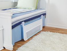 Using toddler bed rails can be a good idea. Toddler bed rails are an important safety device engineered to keep your child safe.
