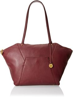c8c688cebe62 Women s Shoulder Bags - HOBO Supersoft Bayou Tote Bag Wine One Size --  Click on