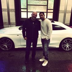 Drake Is The Proud Owner Of The 1st North American Brabus S Coupe