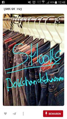 Bokshandschoenen aan S-Hooks