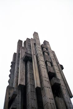Architecture of Doom: Photo Futuristic Architecture, Amazing Architecture, Interior Architecture, Minecraft Architecture, Cultural Architecture, Contemporary Architecture, Art Deco, Brutalist, View Photos