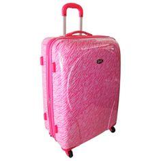 malas de viagem primicia rosa