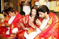 Marriage between Bollywood royalty #celebrities - Did you know that Indian marriages are called as Shaadi or Shadi in Hindi? #weddings #Indianweddings
