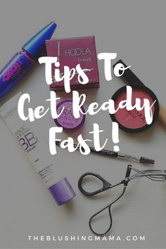 Getting ready fast in the mornings can be a challenger. From the working mamas, stay at home mamas that are so busy to all the women in the world that like to sleep. In this post I dhare with you 4 tips to get ready fast! Time saving tips that are simple to manage your time in the morning to get out the door looking fab!