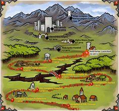 Realm Adventure League - NOT YOUR JOCKS' Fantasy League! by V2 Leagues, LLC. — Kickstarter