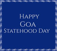 statehood day of goa