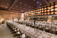 Gold Features - Gold Cutlery, Charger Plates, Gold Chiavari Chairs