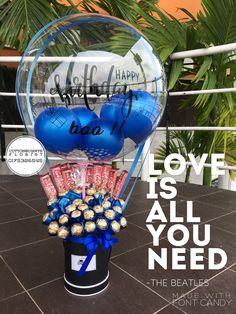 Translated version of test.big{border-width: 0 Translated version of test.big{border-width: 0 solid}… Translated version of test. Bouquet Cadeau, Gift Bouquet, Candy Bouquet, Balloon Bouquet, Diy Birthday, Birthday Gifts, Wedding Present Ideas, Balloon Gift, Custom Balloons