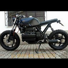 BMW custom caferacer