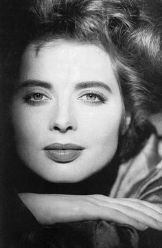Isabella Rossellini by black _currant, via Flickr