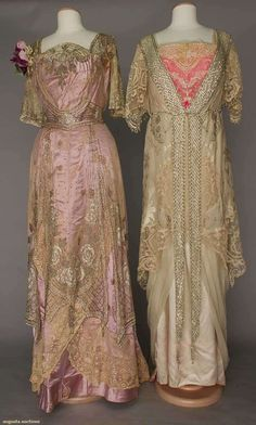 Image result for tea dress 1914