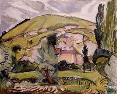 EMILE-OTHON FRIESZ - Hill
