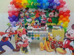 #Decoração #CasadoMickeyMouse  confira mais alguns trabalhos acessando nossa site ou pagina no facebook www.arteemfotoefestas.com