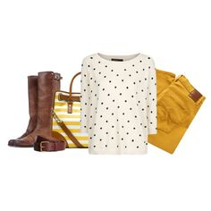Mustard Yellow for Fall