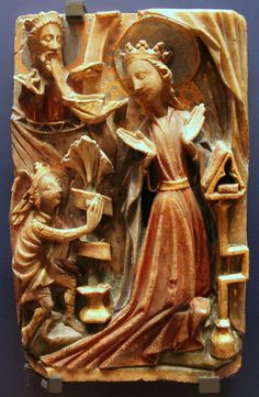 Medieval alabaster carving panel | Flickr - Photo Sharing!