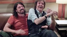 PAUL ON THE RUN: Dave Grohl Reveals How Paul McCartney Saved Him Af...