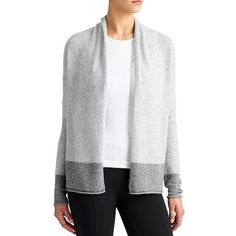 Athleta Women Cashmere Cocoon Sweater Size L ($198) ❤ liked on Polyvore featuring tops, sweaters, cashmere cocoon sweater, white sweater, cashmere tops, cocoon sweater e lightweight sweaters