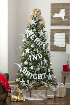 15 Fabulous Christmas Tree Ideas | How Does She