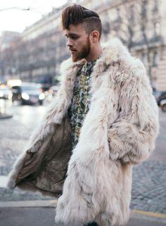 Paris Fashion Week FW17 | Men's Street Style