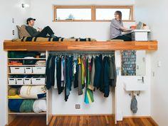 Solution for small bedrooms. #interior #design #decor #bedroom #casadevalentina