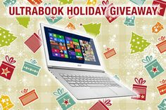 Head over to Chip Chick to give your luck a try ... http://www.chipchick.com/2012/11/ultrabook-holiday-giveaway.html