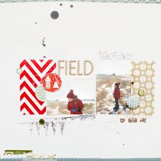 anna maria  *****idea: cut small flags out of washi tape (bottom left in pic.)